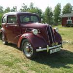Ford Anglia 1953.
