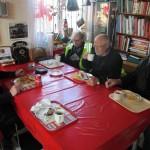 11 Maj. Besök till Café Ruter i Boden.