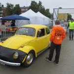 13 Juli.Classic Motor Meet Haparanda.