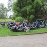 5 Juli. Badhusparken Piteå.