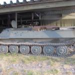 Rysk stridsvagn.