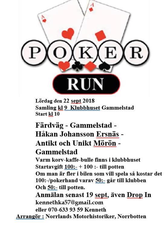 Pokerrun