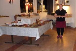 Cecilia Fredriksson är föreståndare för Restaurang 363 i Rusksele