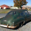 1952 Chevrolet Fleetline Aerosedan
